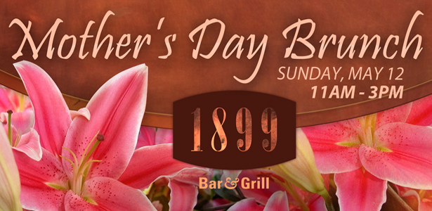 1899 Bar and Grill Patio